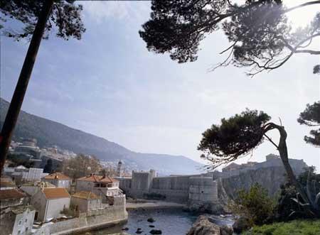Stadtmauer von Dubrovnik